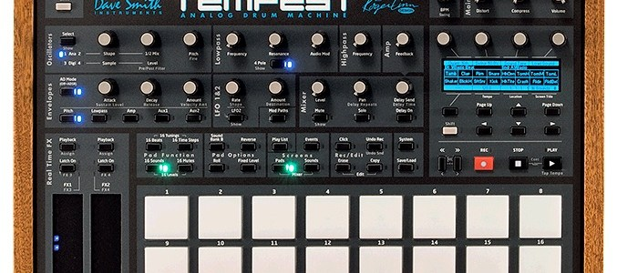 Dave Smith Instruments Tempest drum machine