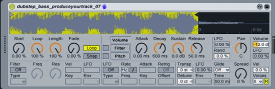 Free Pack With Ableton Live Projects, Samples & Massive Presets