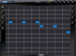 Genome MIDI sequencer for iPad