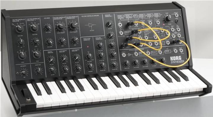 Korg Ms20 Mini Reviews : the korg mini ms 20 monophonic synthesizer namm rumor synthtopia ~ Hamham.info Haus und Dekorationen