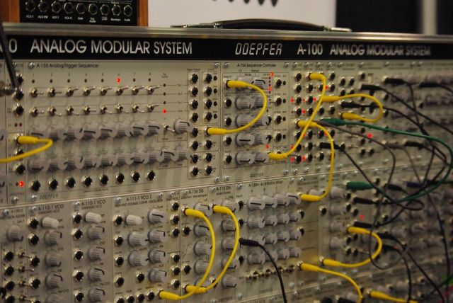 doepfer-analog-modular-synthesizer