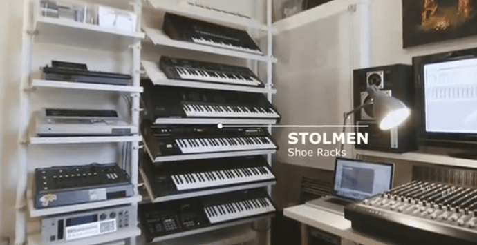 IKEA Wants You To Straighten Up Your Studio Already And Get