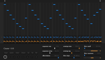 Sinevibes Dynamo Gate Sequencer For Macs | Synthtopia