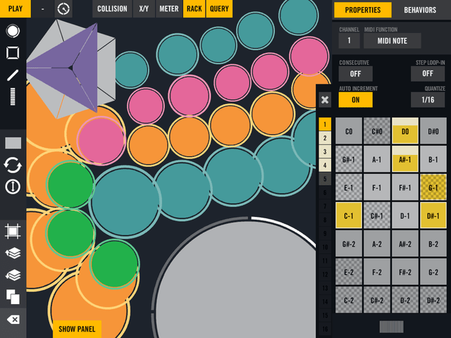 Beatsurfing Update Adds Quantize Module, Expression Options