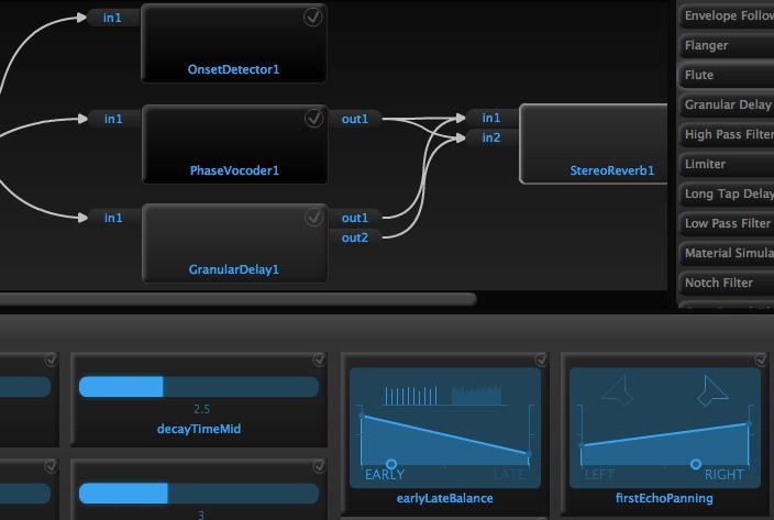new open source modular audio environment integra live synthtopia. Black Bedroom Furniture Sets. Home Design Ideas