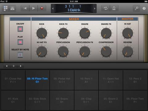 Apple Logic Pro X Brings New UI, Flex Pitch, Virtual Drummer