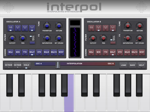 New Morphing Synthesizer For iPad, Interpol – Synthtopia