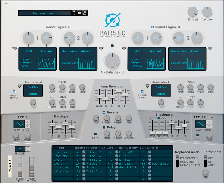 Propellerhead Releases Parsec 'Spectral' Synthesizer