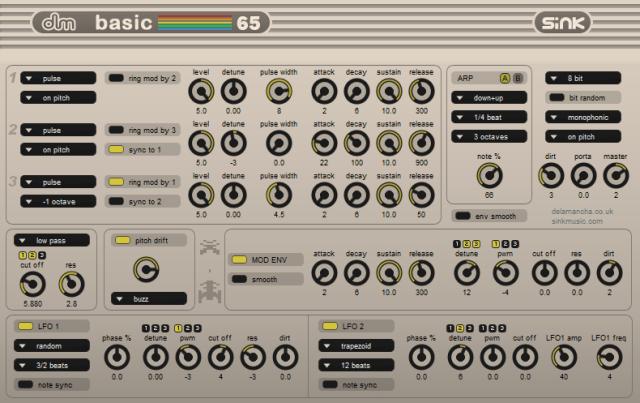 basic65-commodore-64-chiptunes-synthesizer