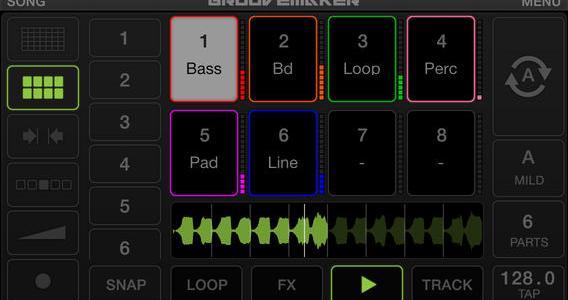 IKMultimedia_GrooveMaker_2_screenshot