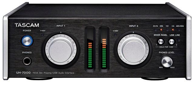 tascam-uh-7000-audio-interface