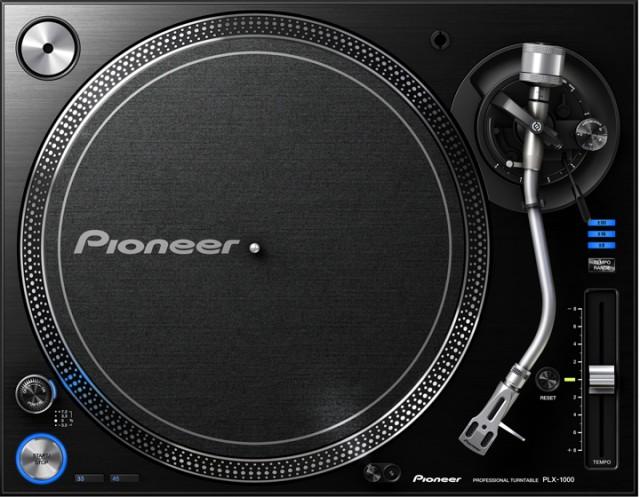 pioneer-PLX-1000-turntable