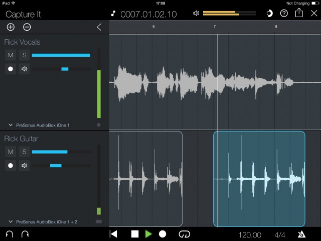 presonus-capture-ipad