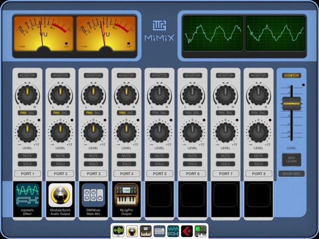MiMiX-audiobus-mixer