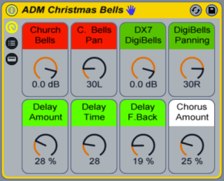 Free Ableton Live Pack – Christmas Bells | Synthtopia