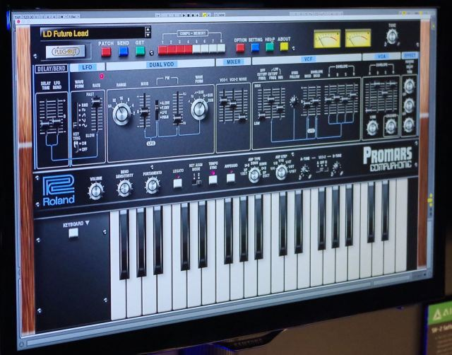 roland-promars-plug-out-system-1-namm-show