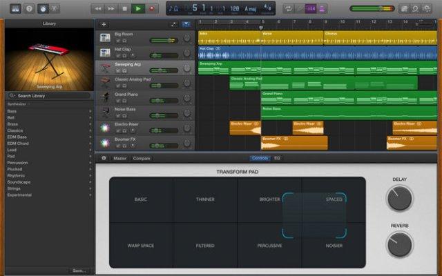 Camel Audio Alchemy Lives On In GarageBand | Synthtopia
