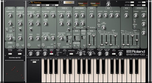 Roland_System-100_pic2