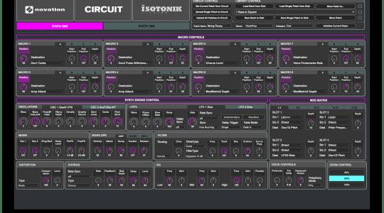 Isotonik_Novation_Circuit_Editor
