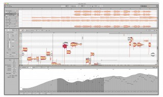 Melodyne_4_studio_multitrack DNA and spectral sound editor2