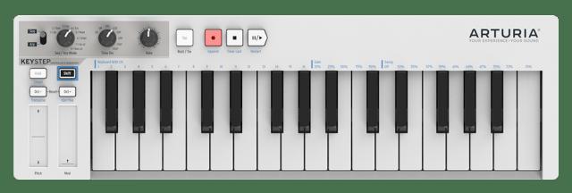 arturia-keystep-sequencer