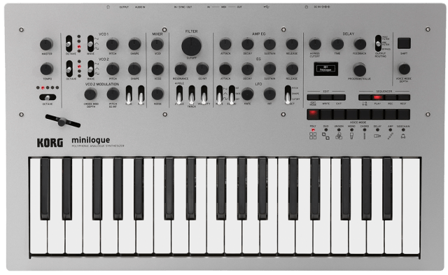 korg-minilogue-front