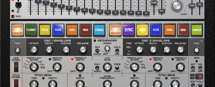 harmonic-synthesizer