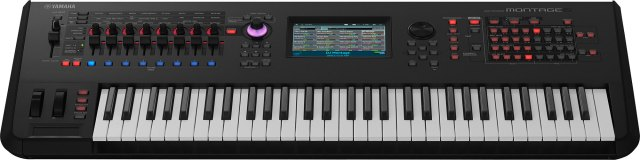 Yamaha Montage Synthesizer Gets Social Sound-Sharing – Synthtopia