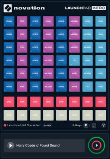 Novation_Launchpad_Intro