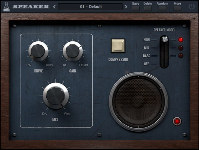 Speaker-GUI