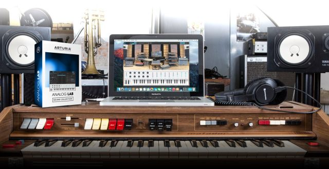 Arturia Analog Lab 2 Offers 5,000 Sounds From 17 Classic