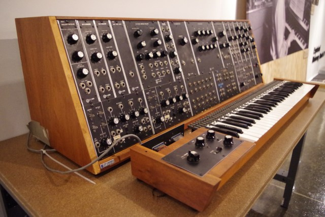 The Story Of Duke University's Moog Synthesizer 1C, aka