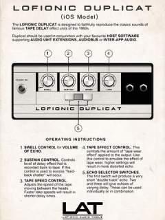 lofionic-tape-delay