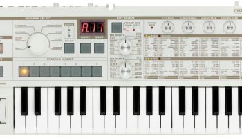 The Korg microKORG Synthesizer/Vocoder – Synthtopia