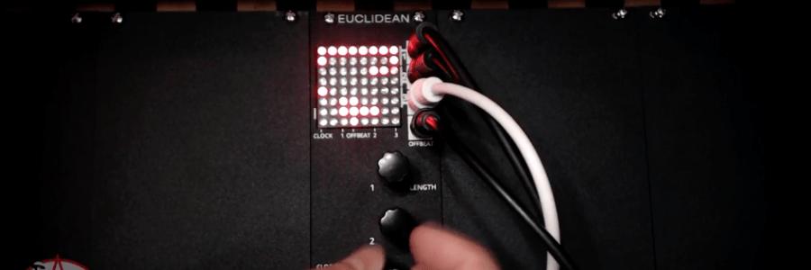 euclidean-polyrhythm-sequencer
