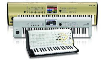 Korg Intros Kronos Platinum Music Workstation | Synthtopia