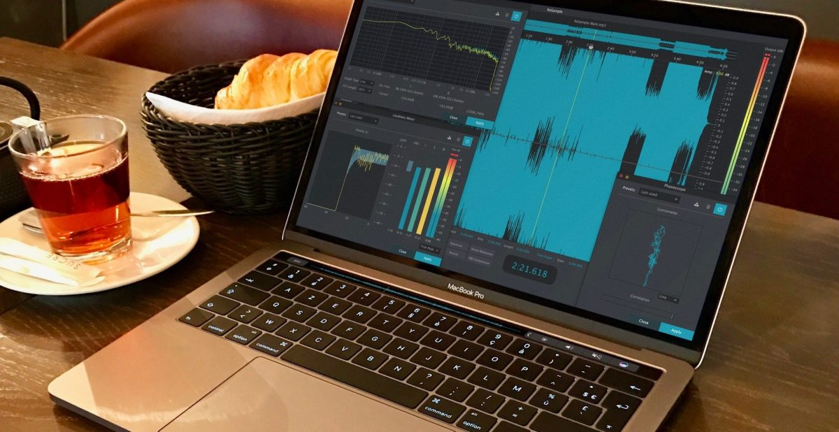 New Audio Editor For Mac & Windows, ReSample