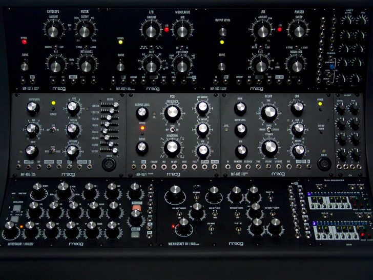 Should Moog Make A Complete Eurorack Modular System? – Synthtopia
