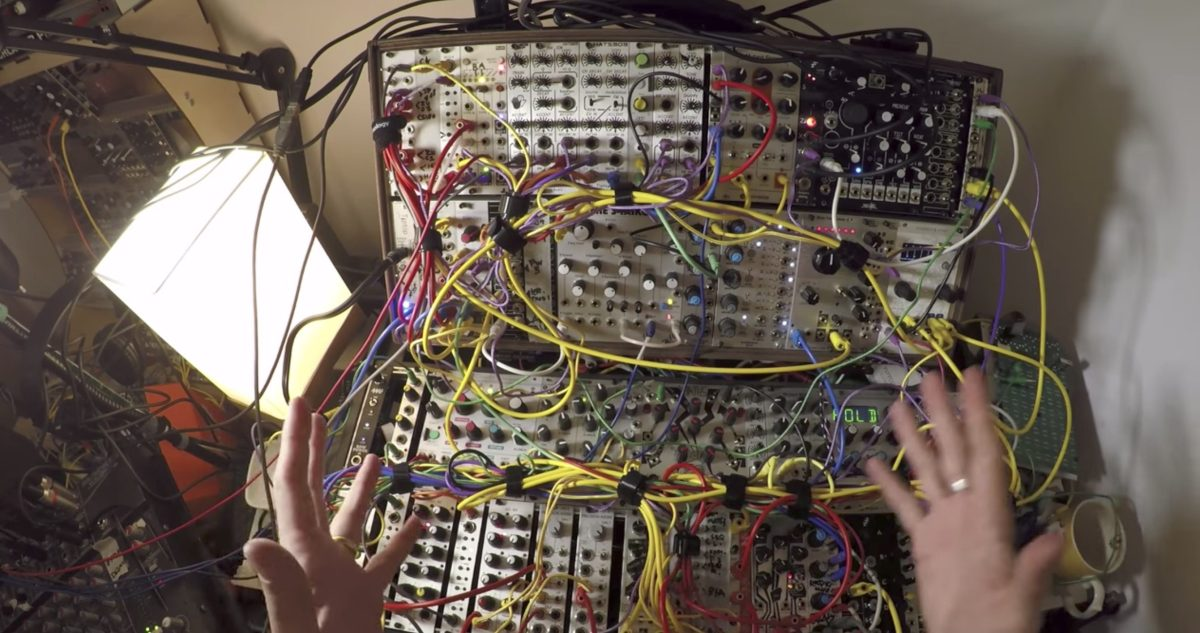 Configuring A Eurorack Modular System For Live Performance