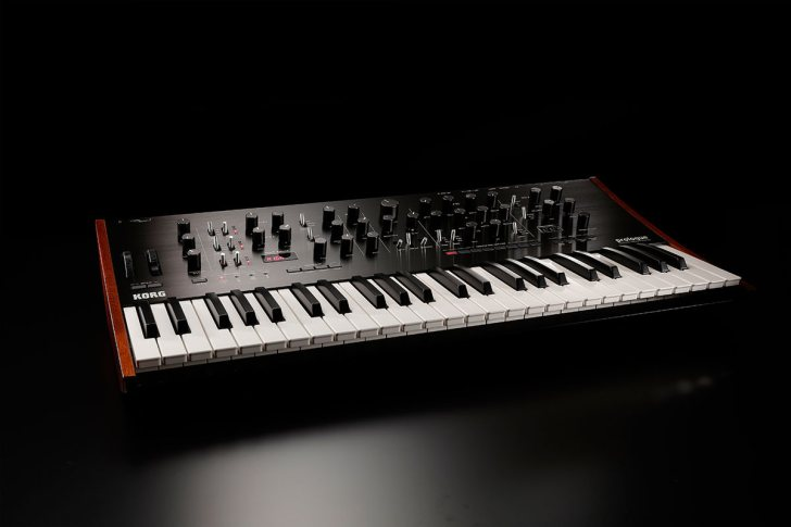 Korg Prologue Analog Synthesizer Details & Demos | Synthtopia