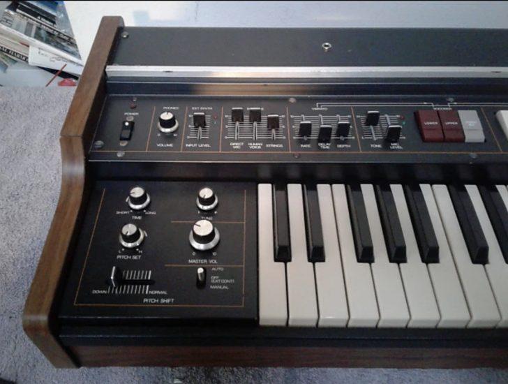 Behringer Teases Roland Vocoder Plus VP-330 Clone