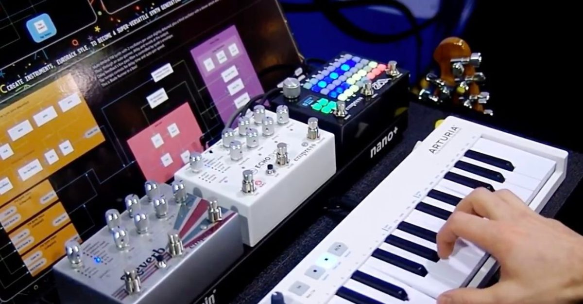 empress effects zoia can be a synthesizer or whatever you want it to be synthtopia. Black Bedroom Furniture Sets. Home Design Ideas