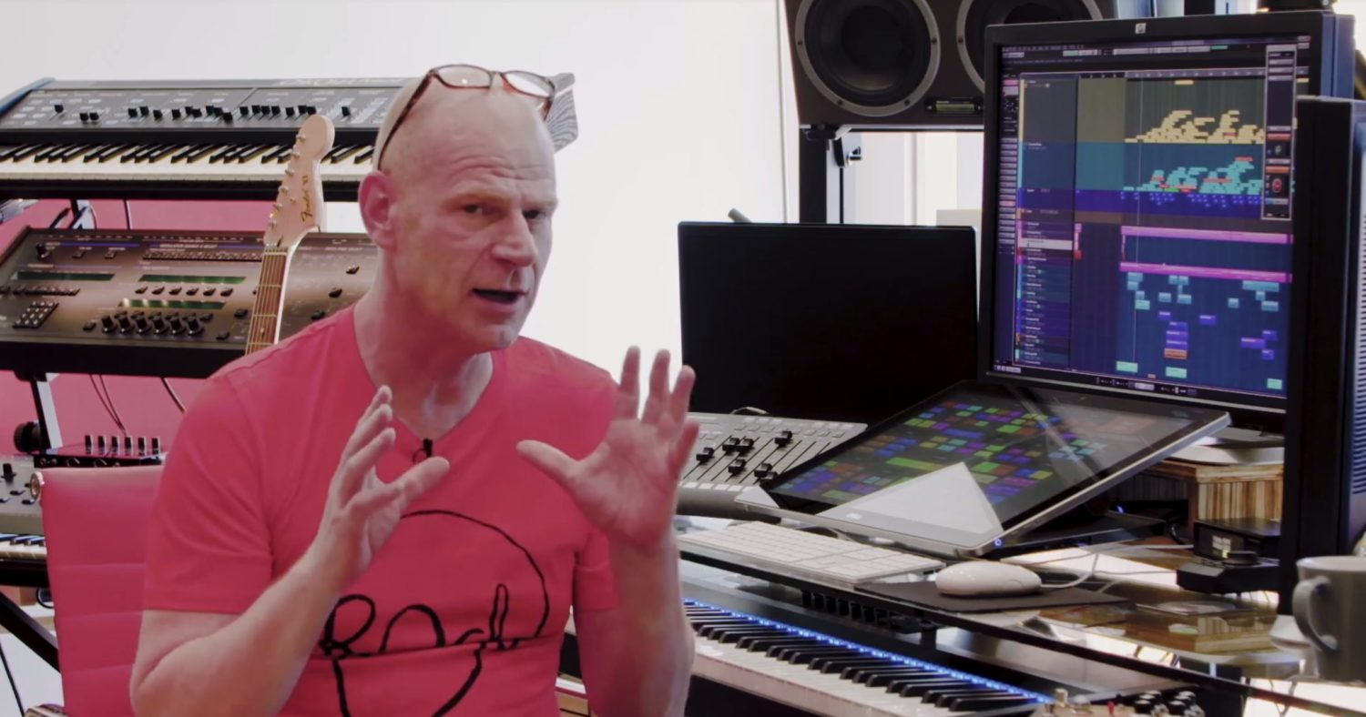 Junkie XL On Scoring Tomb Raider – Synthtopia