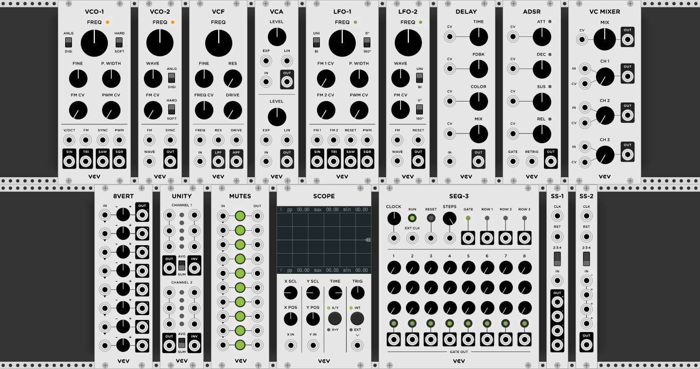 VCV Rack Update Adds VCV Bridge For DAW Connectivity