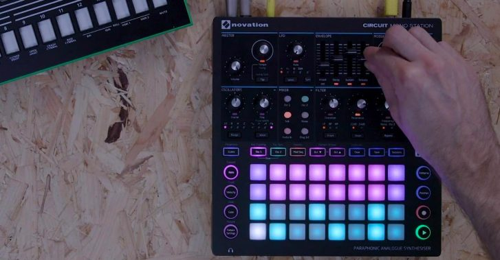 Novation Circuit Mono Station Gets Free Update – Here's