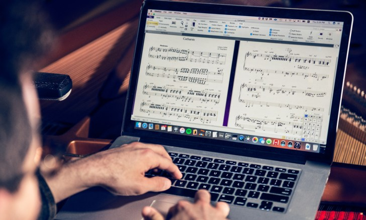 Avid Announces 'Sibelius | First' Free Composition and Notation