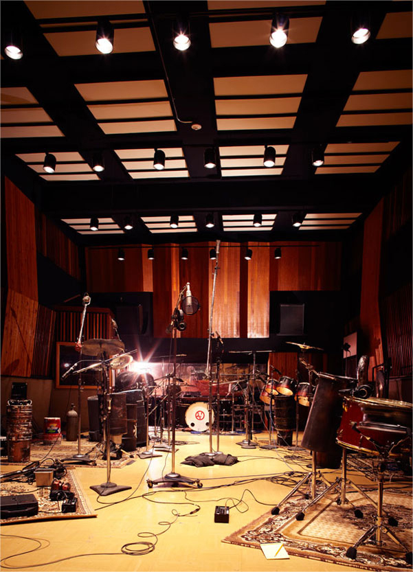 East West studios - 4