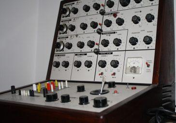 Bakis Sirros Studio VCS3