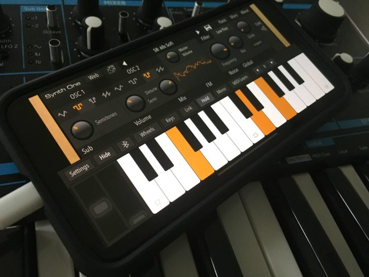 AudioKit Synth One Turns Your iPhone Into A Powerful, Open Source