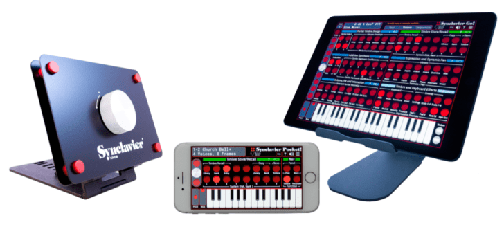 New Apps Turn Your iPhone Or iPad Into A Synclavier   Synthtopia